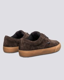 2 Topaz C3 - Recycled & Organic Shoes for Men Brown U6TC3101 Element