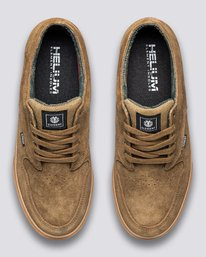 3 Topaz C3 - Recycled & Organic Shoes for Men Brown U6TC3101 Element