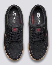 3 Topaz C3 - Recycled & Organic Shoes for Men Black U6TC3101 Element