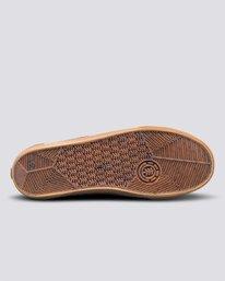 4 Topaz C3 - Recycled & Organic Shoes for Men Black U6TC3101 Element