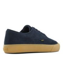 2 Topaz C3 - Recycled & Organic Shoes for Men Blue U6TC3101 Element