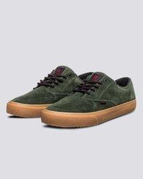 1 Topaz C3 - Recycled & Organic Shoes for Men Green U6TC3101 Element