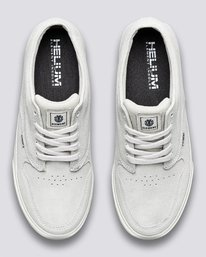3 Topaz C3 - Recycled & Organic Shoes for Men White U6TC3101 Element
