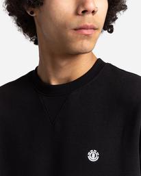 3 Cornell Classic - Sweatshirt for Unisex Black W1CRB5ELP1 Element