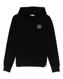 0 Peanuts Adventure - Hoodie for Men Black W1HOB6ELP1 Element