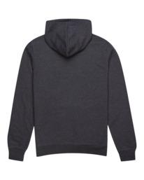1 Cornell Classic - Hoodie for Unisex Grey W1HOB7ELP1 Element
