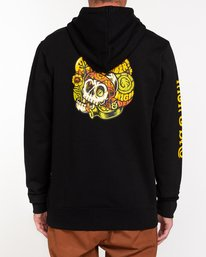 4 Timber! The Vision - Hoodie for Men Black W1HOE2ELP1 Element