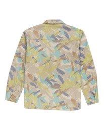 1 Nigel Cabourn Summer - Camisa-chaqueta Camo W1SHC9ELP1 Element