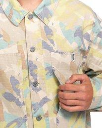 4 Nigel Cabourn Summer - Camisa-chaqueta Camo W1SHC9ELP1 Element