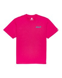 0 Henke - T-Shirt for Men Red W1SSH6ELP1 Element