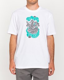 2 Timber! The Trip - T-Shirt for Men White W1SSQ3ELP1 Element