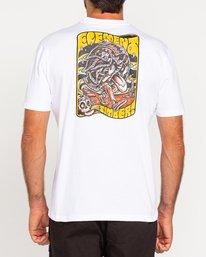 3 Timber! Nomadic - T-Shirt for Men White W1SSQ4ELP1 Element