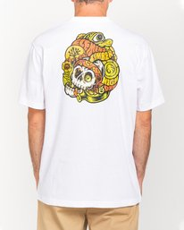 3 Timber! The Vision - T-Shirt for Men White W1SSQ6ELP1 Element