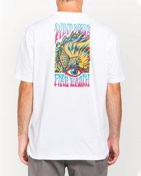 3 L'Amour Supreme Shijo - Camiseta Blanco W1SSR2ELP1 Element