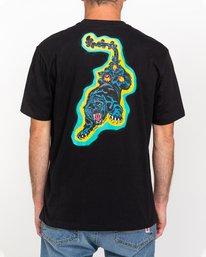 3 L'Amour Supreme Bashooka - T-Shirt Black W1SSR3ELP1 Element