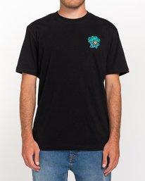 2 L'Amour Supreme Bashooka - T-Shirt Black W1SSR3ELP1 Element