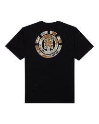 1 Eat Me Icon - T-Shirt for Men Black W1SSR8ELP1 Element