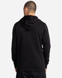 5 Cornell Classic - Zip-Up Hoodie for Unisex Black W1ZHB4ELP1 Element