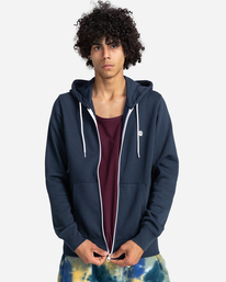 1 Cornell Classic - Zip-Up Hoodie for Unisex Blue W1ZHB4ELP1 Element