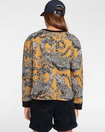 2 Uma - Sweatshirt für Frauen Gelb W3CRA2ELP1 Element