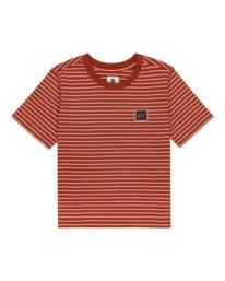 0 Paula - Camiseta para Mujer Multicolor W3KTB2ELP1 Element