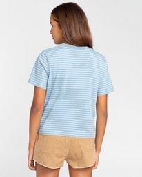 2 Paula - Camiseta para Mujer Azul W3KTB2ELP1 Element