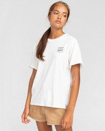 2 Peanuts Adventure - Camiseta para Mujer Blanco W3SSB5ELP1 Element