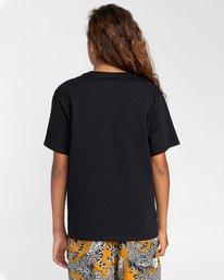 1 Element Logo - T-shirt pour Femme Noir W3SSB7ELP1 Element