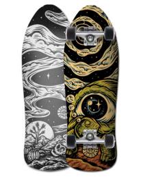 "1 8.75"" Timber High Dry - Skateboard Black W4CPA2ELP1 Element"