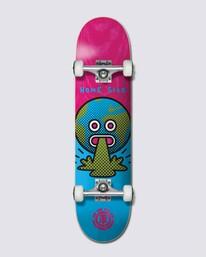 """0 8"""" Home Sick - Skateboard pour Unisexe Noir W4CPB5ELP1 Element"""
