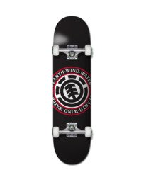 "0 8"" Seal - Skateboard Black W4CPC5ELPP Element"