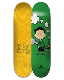 "0 8.46"" Peanuts Roy x Loy - Skateboard Deck Black W4DCA8ELP1 Element"