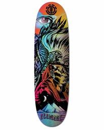 "0 9"" Lamour Pharaoh - Skateboard Deck Black W4DCC6ELP1 Element"