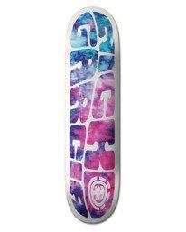 "0 8.25"" Trip Out Nick Gar - Skateboard Deck Black W4DCD3ELP1 Element"