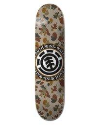 "0 8.25"" Sand Camo Seal - Skateboard Deck Black W4DCD6ELP1 Element"