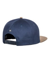2 Knutsen Cap - Casquette snapback pour Homme Bleu W5CTD7ELP1 Element