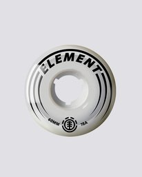 0 Filmer 62 MM Wheels White WHLG178A Element