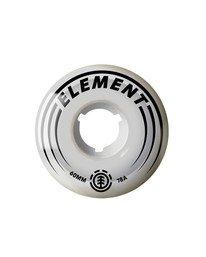 0 Filmer 60 MM Wheels White WHLG178A Element