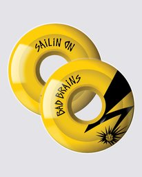 0 Bad Brains Sailin' On 62mm Wheels  WHLG1BBS Element