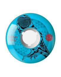 0 Inner Vision 54mm Skateboard Wheels  WHLGMNVS Element