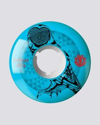 0 Inner Vision 54mm Skateboard Wheels  WHLGMNVS Element