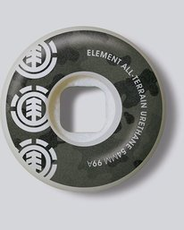 0 Bark Camo 54mm Wheels  WHLGQBKC Element