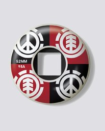 0 PEACE LOGO 52MM  WHLGSPCE Element