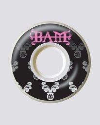 0 Bam Heartagram Black Wheels  WHPRSBHB Element