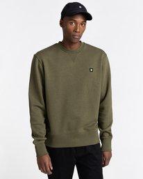 1 92 - Sweatshirt for Men Green Z1CRC1ELF1 Element