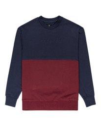 0 Bryne - Sweatshirt for Men Blue Z1CRC2ELF1 Element