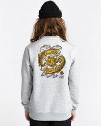 4 Rotation - Sweatshirt for Men Grey Z1CRC5ELF1 Element