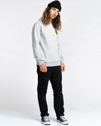 3 Rotation - Sweatshirt for Men Grey Z1CRC5ELF1 Element