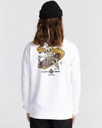 4 Transender - Sweatshirt for Men White Z1CRC6ELF1 Element