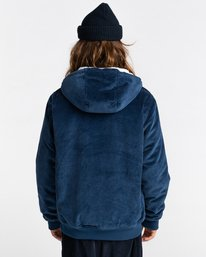 7 Dulcey Corduroy - Water-Resistant Jacket for Men Blue Z1JKE1ELF1 Element